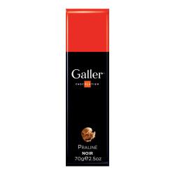 """Chocolate bar Galler """"Dark Praline"""", 70 g"""