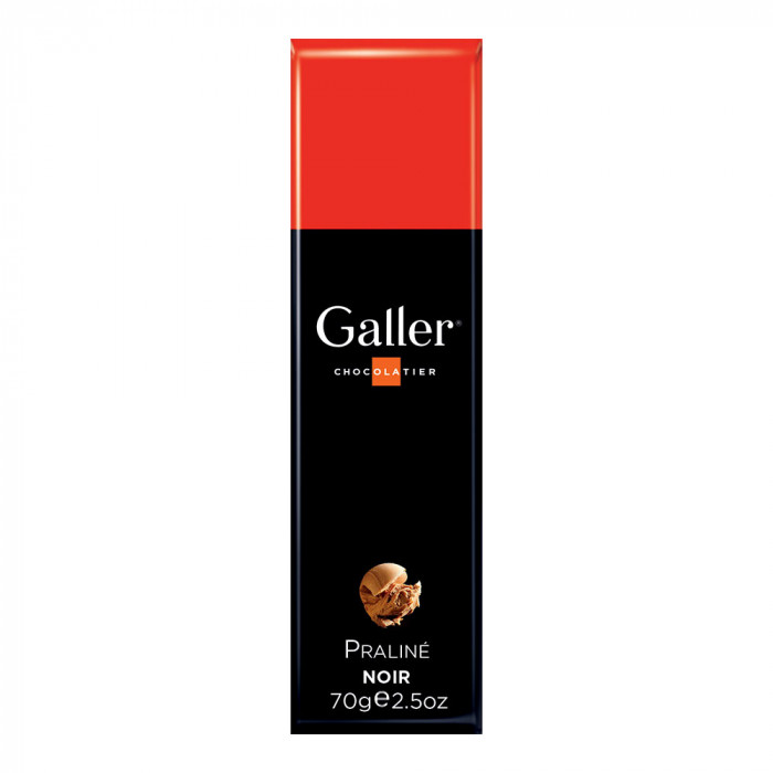 "Suklaapatukka Galler ""Dark Praliné"", 1 kpl."