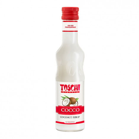 """Syrup Toschi """"Coconut"""", 250 ml"""