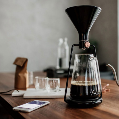 "Coffee maker Goat Story ""Gina Smart Black"""