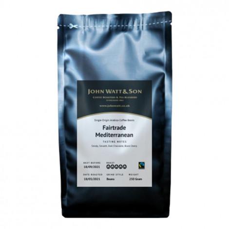 "Coffee beans John Watt & Son ""Fairtrade Mediterranean Blend "", 1 kg"