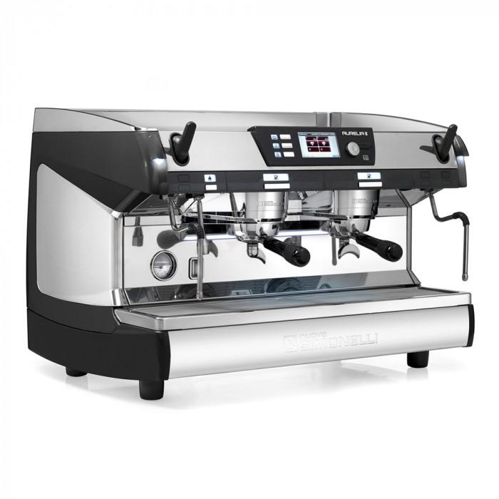 """Kavos aparatas Nuova Simonelli """"Aurelia 2 T3"""" dviejų grupių"""
