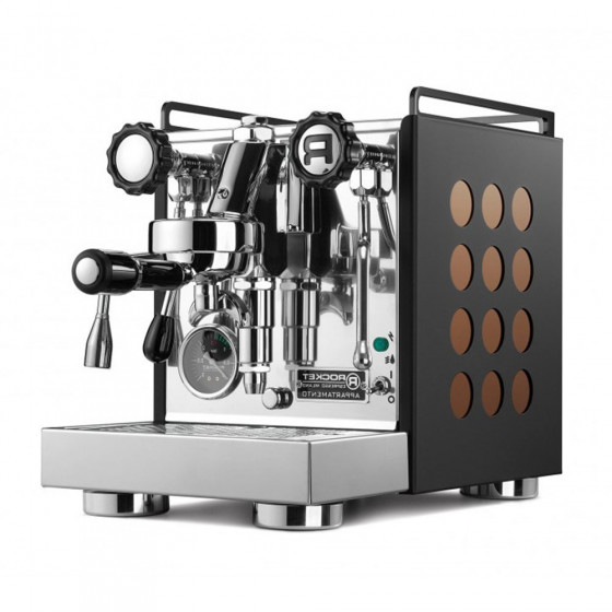 "Coffee machine Rocket Espresso ""Appartamento Black/Copper"""