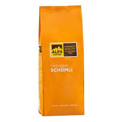 "Kaffeebohnen Alps Coffee ""Caffè Crème Schümli"", 1 kg"