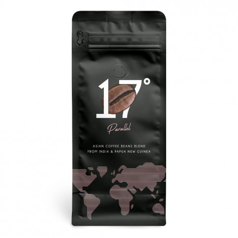 """Coffee beans """"Parallel 17"""", 250 g"""
