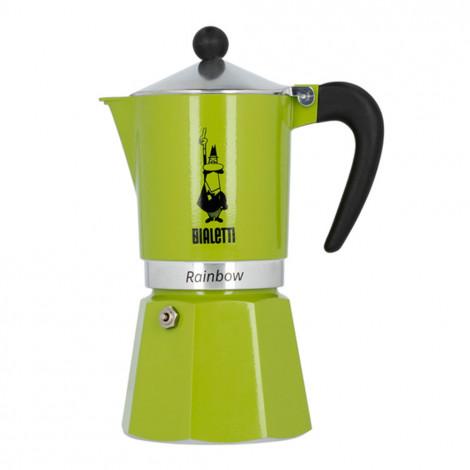 "Koffiezetapparaat Bialetti ""Rainbow 6 cups Green"""
