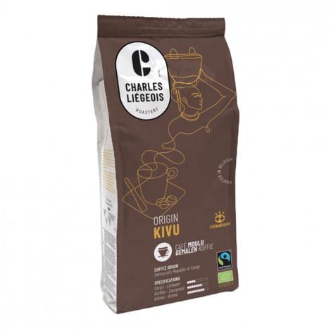 """Maltā kafija Café Liégeois """"Kivu"""", 250 g"""