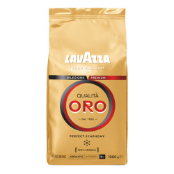 "Coffee beans Lavazza ""Qualita Oro"", 1 kg"