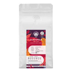 "Coffee beans Coffee World ""Organic Guatemala"", 250 g"