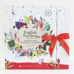 "Arbatos advento kalendorius English Tea Shop ""Wellness Tea Collection"", 25 vnt."