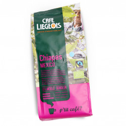 "Ground coffee Café Liégeois ""Chiapas"", 250 g"