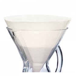"Okrągłe filtry papierowe Chemex ""6 cups"""