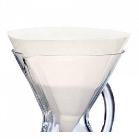"Apaļie papīra filtri Chemex ""6 cups"""