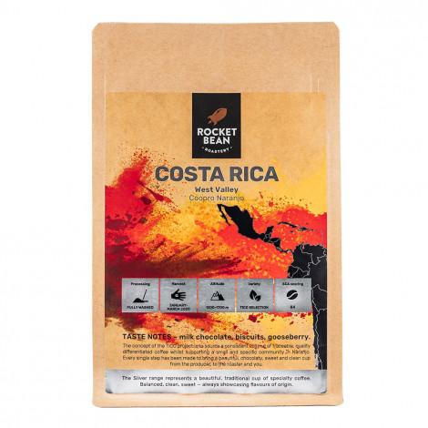 """Īpašās kafijas pupiņas Rocket Bean Roastery  """"Costa Rica West Valley""""  200 g"""