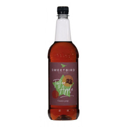 "Syrop do kawy Sweetbird ""Toffee Apple"", 1 l"