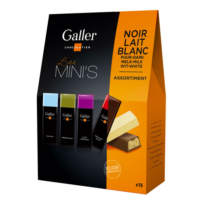"Pocket bag mini Bars Galler ""Assortment"", 15 pcs."