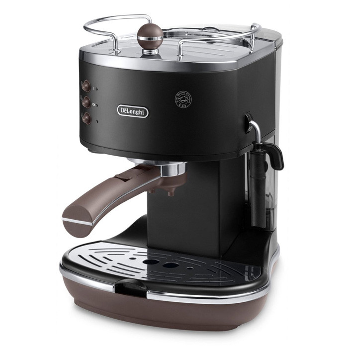 "Coffee machine De'Longhi ""Icona Vintage ECOV 311.BK"""