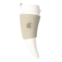 "Coffee mug Goat Story ""Goat Mug Hemp"", 350 ml"