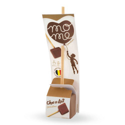 """Kuum šokolaad MoMe """"Flowpack Speculoos"""", 40 g"""