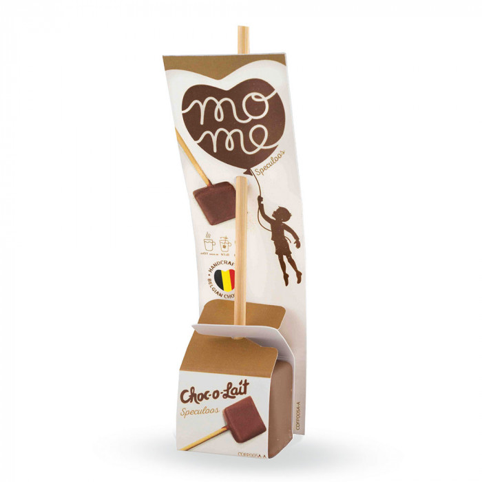 "Gorąca czekolada MoMe ""Flowpack Speculoos"", 1 szt."