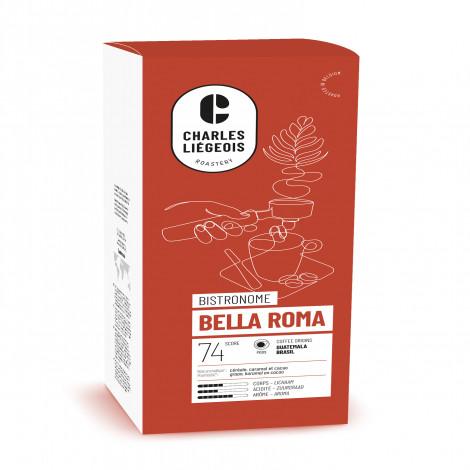 "Kahvitabletit Café Liégeois ""Bella Roma"", 25 kpl."