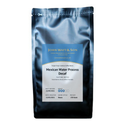 "Coffee beans John Watt & Son ""Mexican Water Process Decaf"", 1 kg"