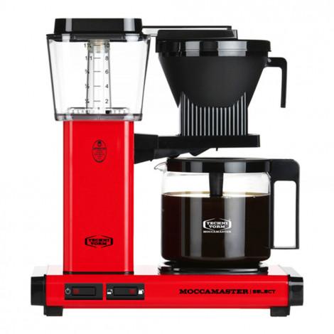 """Filtrētu kafijas automāts """"KBG 741 Select Red"""""""