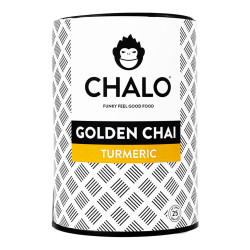 "Šķīstošā tēja Chalo ""Golden Chai Turmeric"", 300 g"