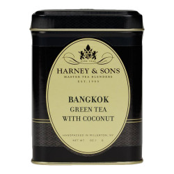 "T'eja Harney & Sons ""Green Tea with Coconut (Bangkok)"", 112 g"