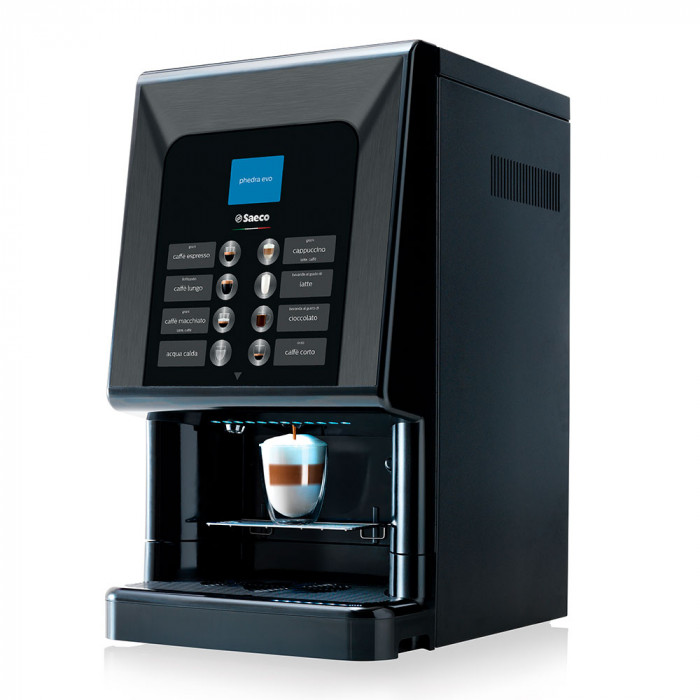 "Mini-vending machine Saeco ""Phedra EVO Cappuccino"""