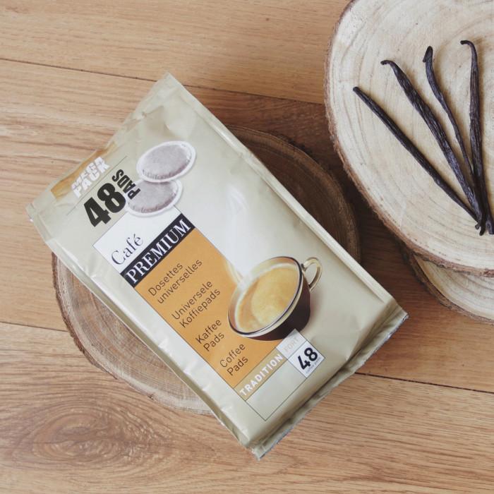 """Kawa w saszetkach Coffee Premium """"Mega Pack"""", 48 szt."""