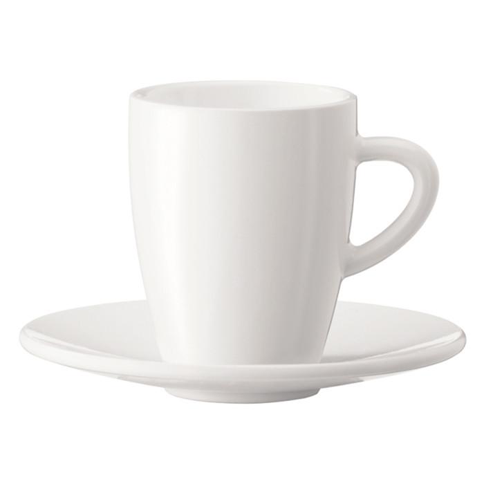 Kavos puodelis su lėkštute Jura, 2 vnt.