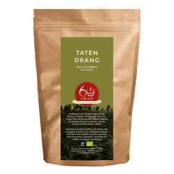 "Kaffeebohnen 60 Grad – Die Kaffeerösterei ""Tatendrang Bio Kaffee"", 1 kg"