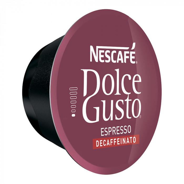 "Kohvikapslid NESCAFÉ Dolce Gusto ""Espresso Decaffeinato"", 16 tk."