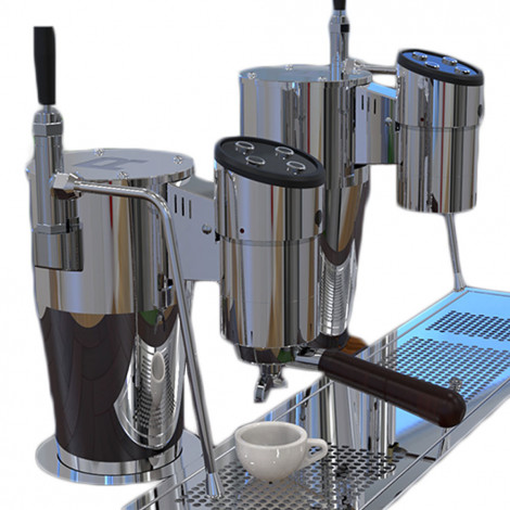 "Coffee machine Rocket Espresso ""Sotto Banco"", 3 groups"
