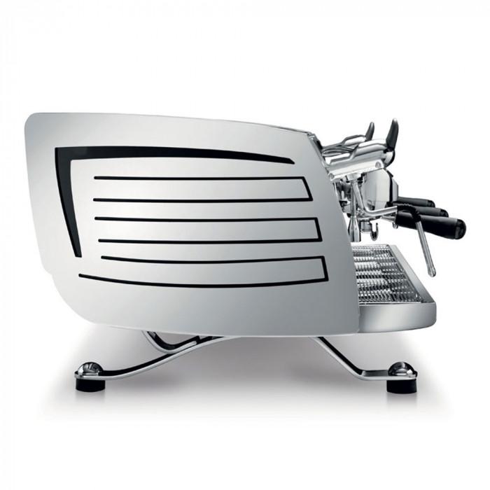Traditional coffee machine victoria arduino quot va black
