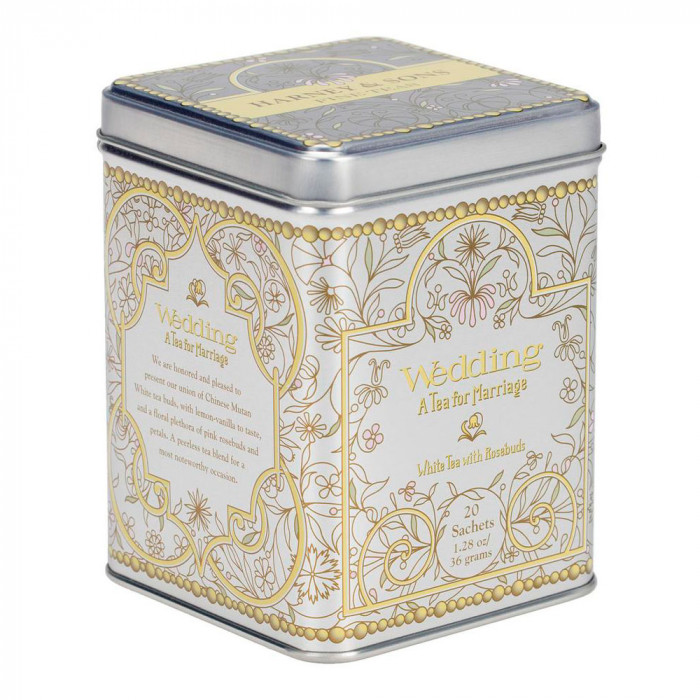 "Tēja Harney & Sons ""Wedding Tea"", 20 pcs."