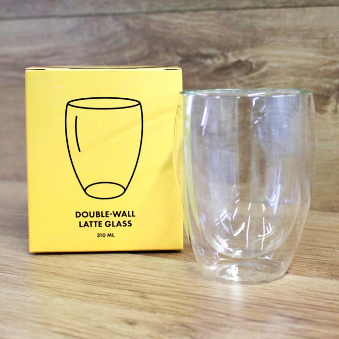 Coffee Mate's Latte glass, 310ml