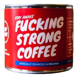 "Coffee beans Fucking Strong Coffee ""Rwanda"", 250 g"