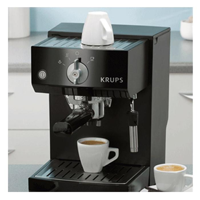 "Kavos aparatas ""Krups XP5210 Piano Black"""