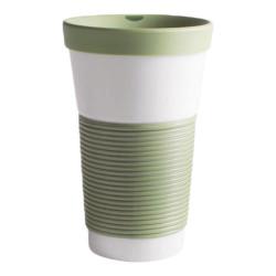 "Mug with a lid Kahla ""Cupit To Go Fresh Herbs"", 470 ml"