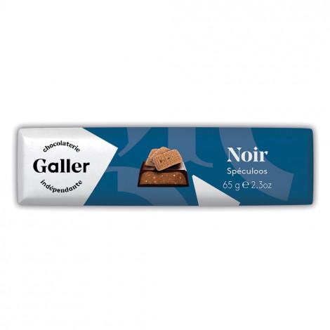 """Šokoladinis batonėlis Galler """"Noir Speculoos"""", 65 g"""