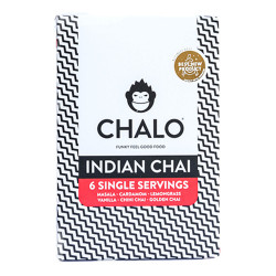 "Ekologiška tirpi arbata Chalo ""Chai Discovery Box"", 6 vnt."