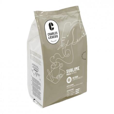 """Kohvipadjad Charles Liégeois """"Sublime"""", 40 tk."""