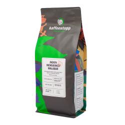 "Kaffeebohnen Kaffeestopp Privatrösterei ""India Monsooned Malabar"" 500 g"