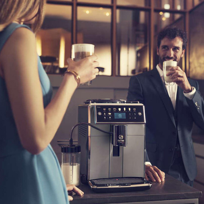 "Kaffeemaschine Saeco ""Xelsis SM7581/00"""
