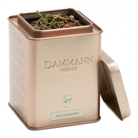 "Grüner Tee Dammann Frères ""Miss Dammann"", 100 g"