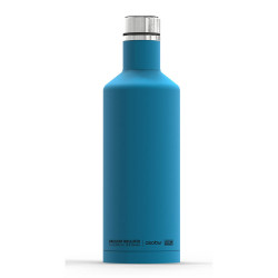 """Thermo bottle Asobu """"Times Square Blue"""", 450 ml"""