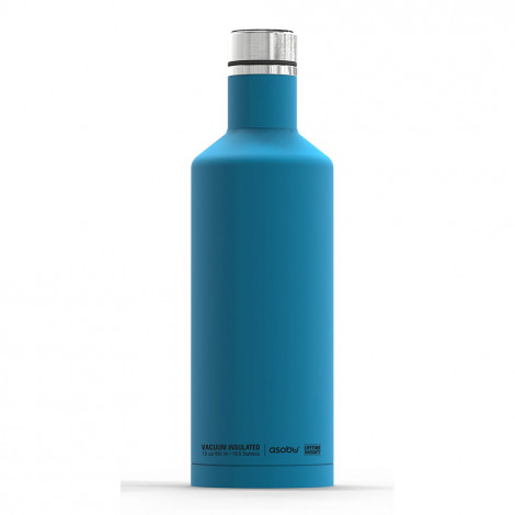 "Thermo krūze Asobu ""Times Square Blue"", 450 ml"