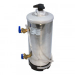 Profesionāls filtrs ūdens mīkstināšanai, 12 l